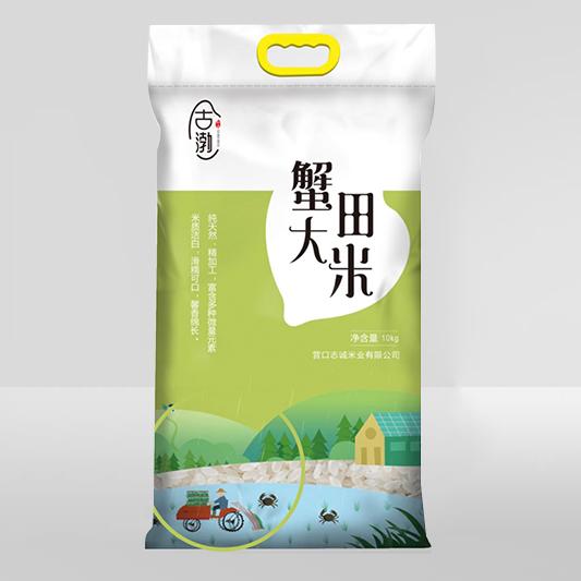 古渤蟹田大米(10kg)