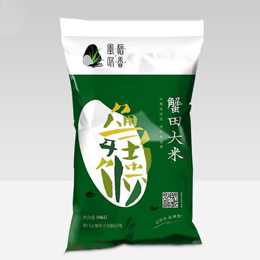 浙江风吹稻香蟹田大米(10kg)