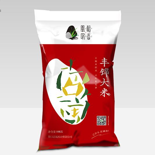浙江风吹稻香丰锦大米(10kg)