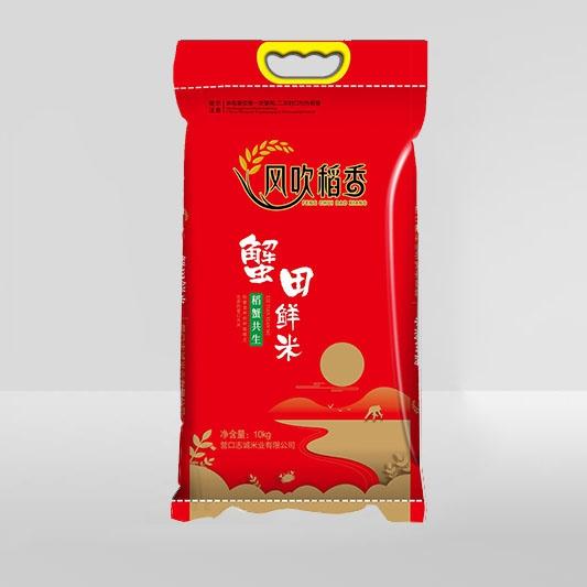 风吹稻香蟹田鲜米(10kg)