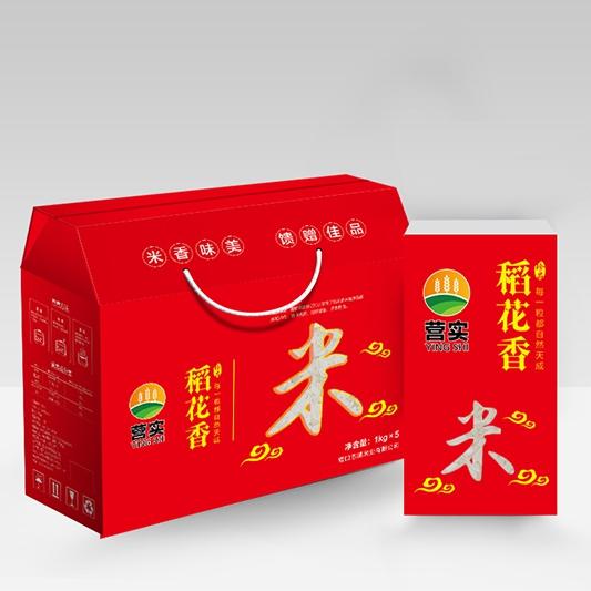 营实稻花香米(1kg×5)