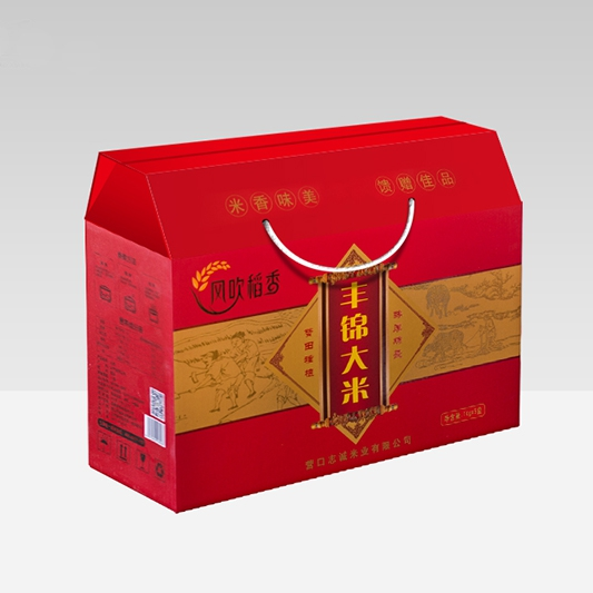 风吹稻香丰锦大米(1kg×5)