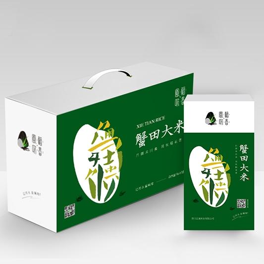 风吹稻香蟹田大米(1kg×5)