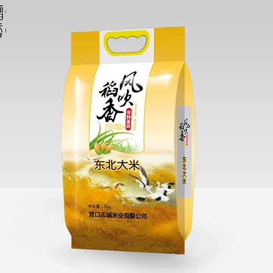 风吹稻香东北大米(5kg)